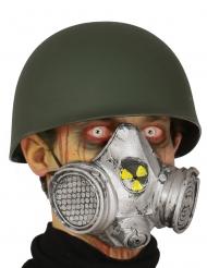 Masque à gaz nucléaire adulte