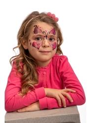 Tatouages adhésifs papillon enfant