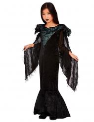 Déguisement luxe princesse des corbeaux fille
