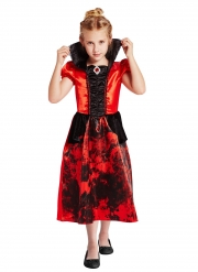 Déguisement vampiresse fille