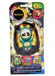 Ballon aluminium lumineux momie Illooms™ 45 cm