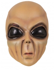 Masque latex intégral alien adulte