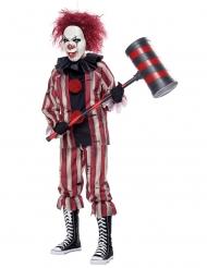 Déguisement clown cauchemar enfant