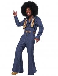 Déguisement disco jean homme