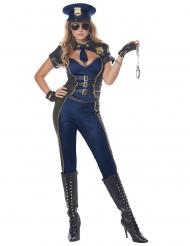 Déguisement agent de police spéciale femme