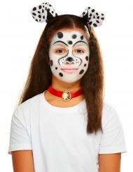 Kit maquillage et accessoires chien enfant