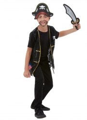 Kit accessoires pirate enfant