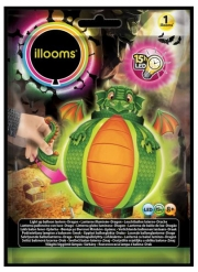 Lanterne LED dragon Illooms®