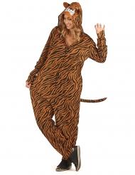 Déguisement tigre femme
