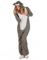 Déguisement koala femme