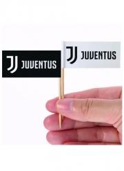 24 Pics Juventus™ 6,5 x 5 cm
