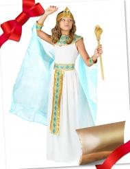 Coffret cadeau déguisement Egyptienne avec accessoires fille