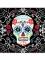 20 Serviettes en papier Dia de los muertos 33 x 33 cm