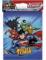 8 Sacs de fête Justice League ™ 18 x 23 cm-1