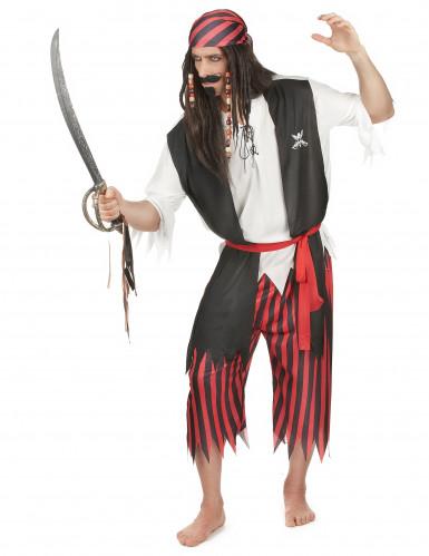 Déguisement pirate corsaire homme-1