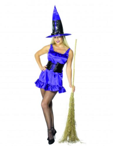 Déguisement sorcière femme Halloween sexy