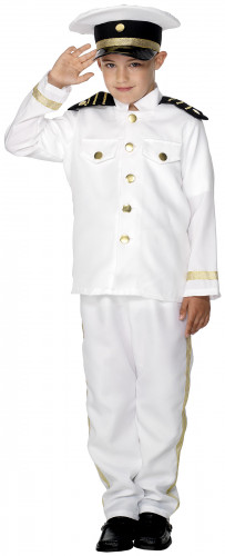 Déguisement capitaine garçon