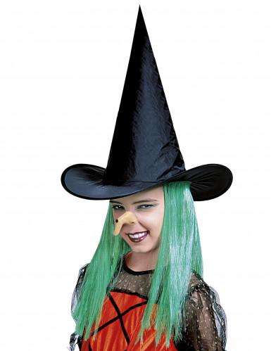 Nez sorcière Halloween-1