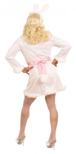 Déguisement  lapin drag queen homme-1
