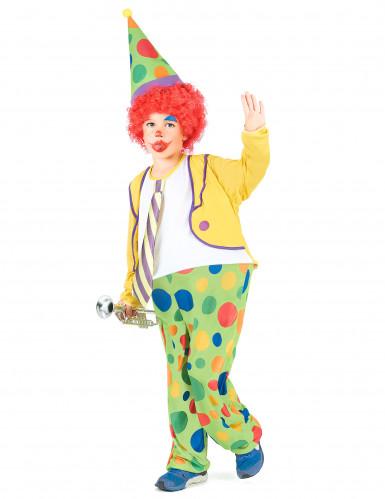 Déguisement clown joyeux garçon-1
