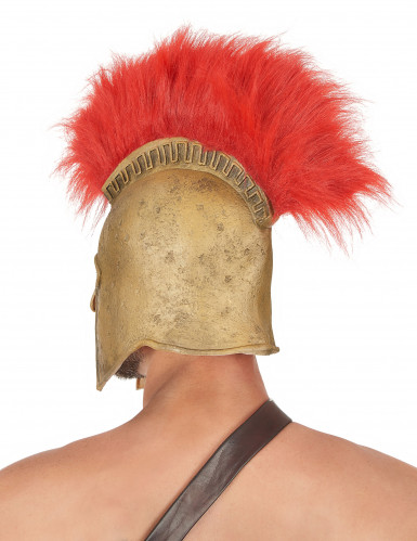 Casque gladiateur romain luxe-1
