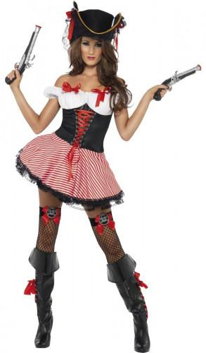 Déguisement pirate femme sexy