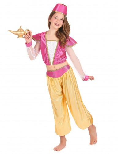 Déguisement danseuse orientale luxe fille