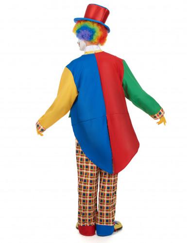 Déguisement clown de cirque homme-2