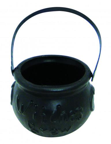 Petit chaudron noir Halloween
