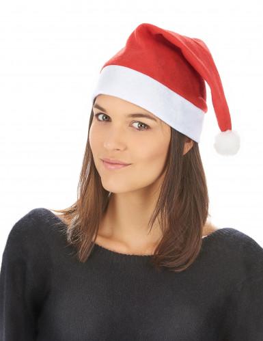 Bonnet Père Noël adulte-1
