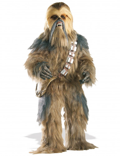 Déguisement édition collector Chewbacca™ Star Wars™ adulte