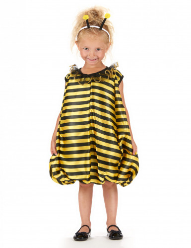 Déguisement bouffant abeille fille