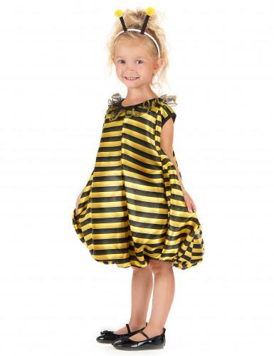 Déguisement bouffant abeille fille-1