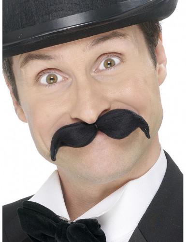 Moustache modelable adulte-1