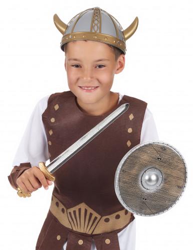 Set viking enfant en plastique-1