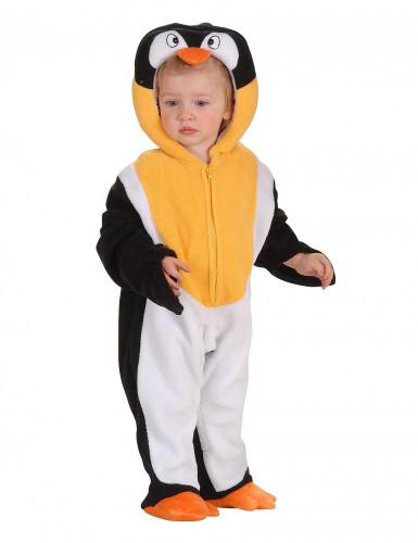 Déguisement pingouin chaud bébé