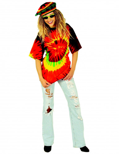 Déguisement rasta hippie adulte-1
