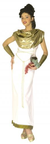 Déguisement déesse romaine antique femme