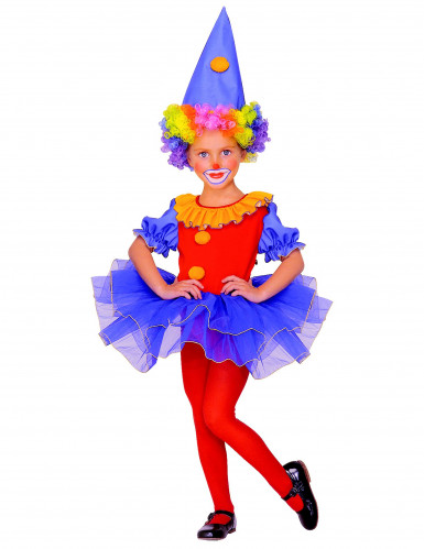 Déguisement clown tutu fille