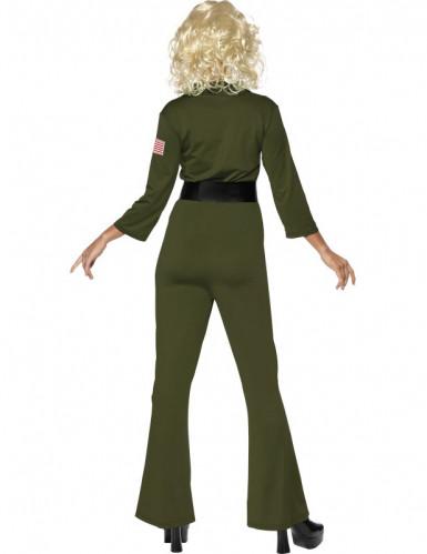 Déguisement aviateur Hottie Top Gun™ femme-1