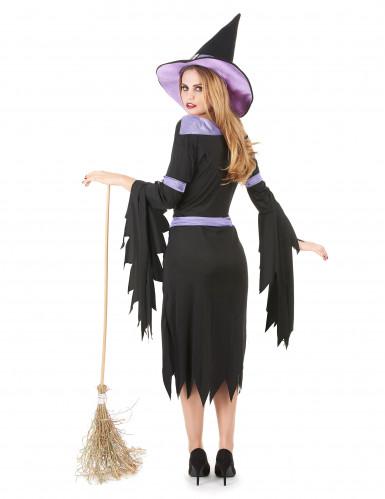 Déguisement sorcière  femme Halloween-2