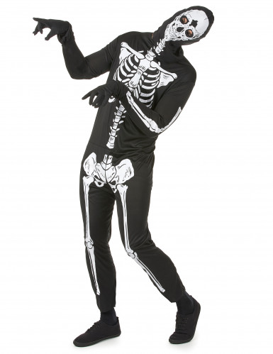 Déguisement squelette  homme Halloween-1