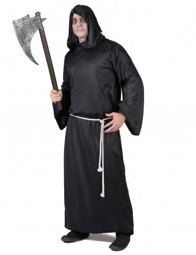 Déguisement faucheur lugubre homme Halloween