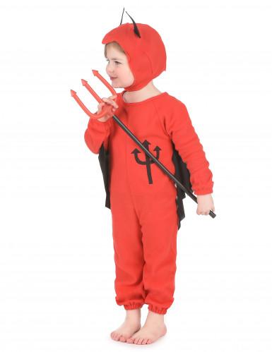 Déguisement diable rouge enfant Halloween-1
