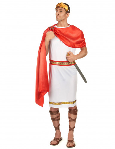 Déguisement Romain avec couronne homme