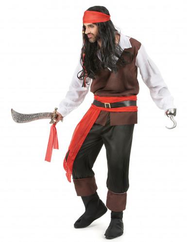 Déguisement pirate homme-1