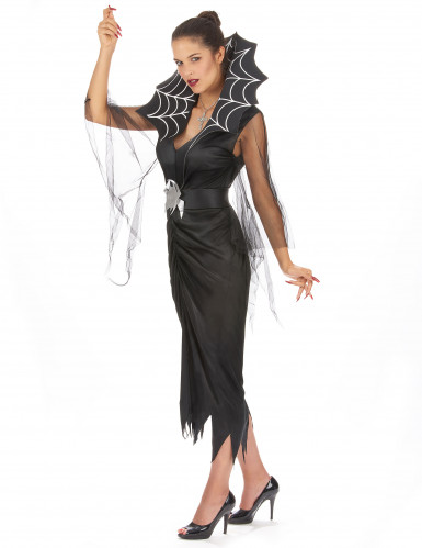 Déguisement araignée femme Halloween-1