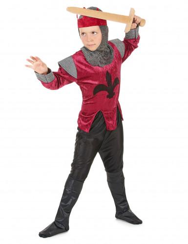 Déguisement chevalier médiéval garçon-1