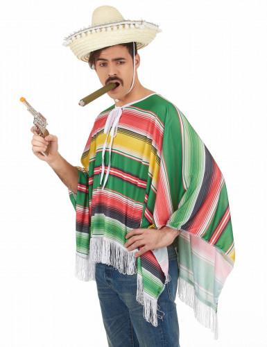 Déguisement mexicain à franges homme-1