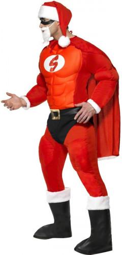 Déguisement  Père Noël  homme musclé-2